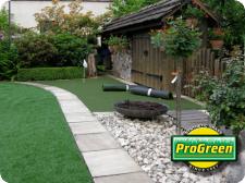 庭園用人工芝