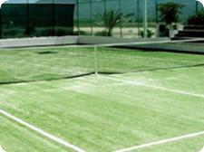 テニスコート用人工芝